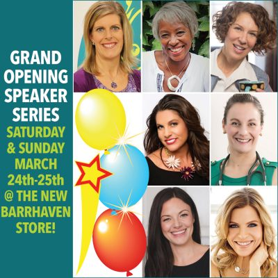 Speaker Event- NFP Grand Opening