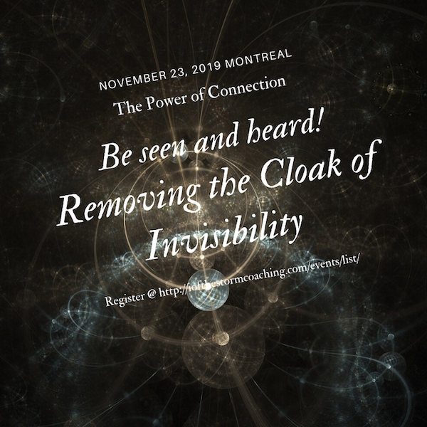 Removing the Cloak of Invisibility