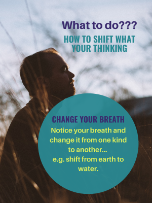 Thinking and Breathing