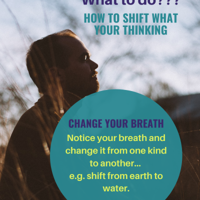 How to Shift your Thinking